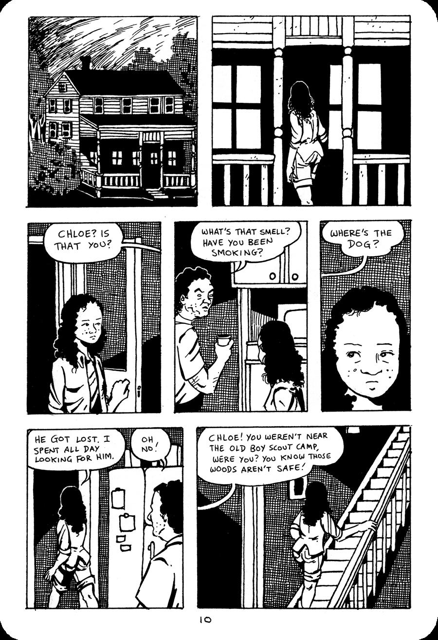 CHLOE - Page 10
